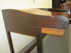 Edward Wormley Excellent Rosewood Roll Top Desk by Edward Wormley for Dunbar Mid Century Modern - 1252467
