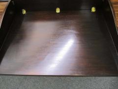 Edward Wormley Excellent Rosewood Roll Top Desk by Edward Wormley for Dunbar Mid Century Modern - 1252471
