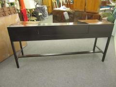 Edward Wormley Excellent Rosewood Roll Top Desk by Edward Wormley for Dunbar Mid Century Modern - 1252473
