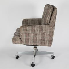 Edward Wormley Executive office chair by Edward Wormley for Dunbar circa 1960s - 1534580