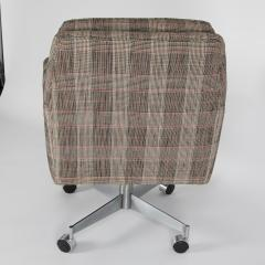 Edward Wormley Executive office chair by Edward Wormley for Dunbar circa 1960s - 1534582