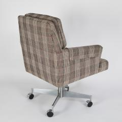 Edward Wormley Executive office chair by Edward Wormley for Dunbar circa 1960s - 1534583