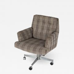 Edward Wormley Executive office chair by Edward Wormley for Dunbar circa 1960s - 1534609