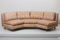 Edward Wormley Huge Sectional Sofa by Edward Wormley for Dunbar Upholstery needed  - 1027284