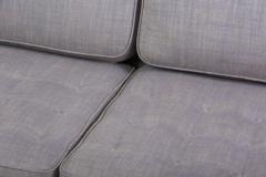 Edward Wormley Newly Upholstered Sofa 4906 by Edward Wormley for Dunbar US - 1189964