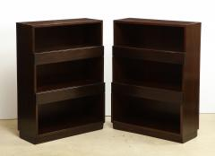 Edward Wormley Pair of 3312C Bookcases by Edward Wormley - 1089073
