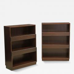 Edward Wormley Pair of 3312C Bookcases by Edward Wormley - 1089095