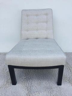 Edward Wormley Pair of Dunbar Edward Wormley Slipper Chairs - 1781586
