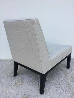 Edward Wormley Pair of Dunbar Edward Wormley Slipper Chairs - 1781609