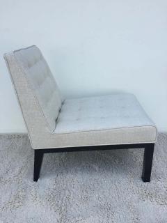 Edward Wormley Pair of Dunbar Edward Wormley Slipper Chairs - 1781612