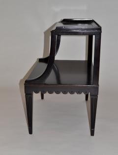Edward Wormley Pair of Ebony Side End Occasional Tables by Dunbar Wormley Midcentury 2275 - 672889