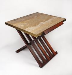 Edward Wormley Pair of Edward Wormley Savonarola Occasional Tables for Dunbar Model 5425 - 1051088