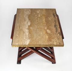 Edward Wormley Pair of Edward Wormley Savonarola Occasional Tables for Dunbar Model 5425 - 1051089