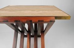 Edward Wormley Pair of Edward Wormley Savonarola Occasional Tables for Dunbar Model 5425 - 1051090
