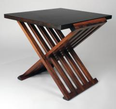 Edward Wormley Pair of Edward Wormley Savonarola Occasional Tables for Dunbar Model 5425 - 1051091