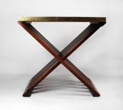 Edward Wormley Pair of Edward Wormley Savonarola Occasional Tables for Dunbar Model 5425 - 1051093