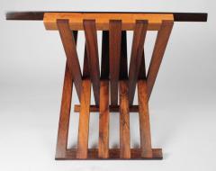 Edward Wormley Pair of Edward Wormley Savonarola Occasional Tables for Dunbar Model 5425 - 1051095