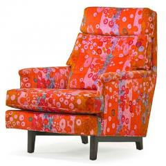 Edward Wormley Pair of Edward Wormley for Dunbar Lounge Chair - 1119469