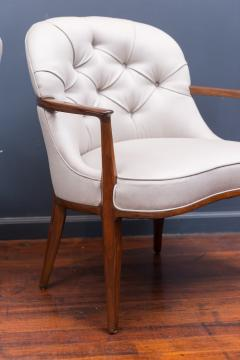 Edward Wormley Pair of Janus Lounge Chairs by Edward Wormley for Dunbar - 365542