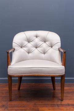 Edward Wormley Pair of Janus Lounge Chairs by Edward Wormley for Dunbar - 365544