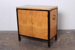 Edward Wormley Rare Olive Burl Cabinet by Edward Wormley for Dunbar - 1014432