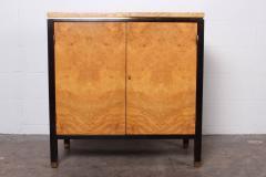 Edward Wormley Rare Olive Burl Cabinet by Edward Wormley for Dunbar - 1014435