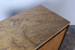 Edward Wormley Rare Olive Burl Cabinet by Edward Wormley for Dunbar - 1014436