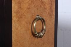 Edward Wormley Rare Olive Burl Cabinet by Edward Wormley for Dunbar - 1014438