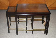 Edward Wormley Set of Edward Wormley Nesting Tables for Dunbar - 138760