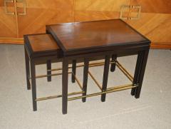 Edward Wormley Set of Edward Wormley Nesting Tables for Dunbar - 138761