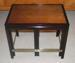 Edward Wormley Set of Edward Wormley Nesting Tables for Dunbar - 138762