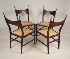 Edward Wormley Set of Eight Edward Wormley 5580 Dining Chairs for Dunbar 1950s - 902738
