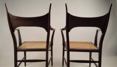 Edward Wormley Set of Eight Edward Wormley 5580 Dining Chairs for Dunbar 1950s - 902744