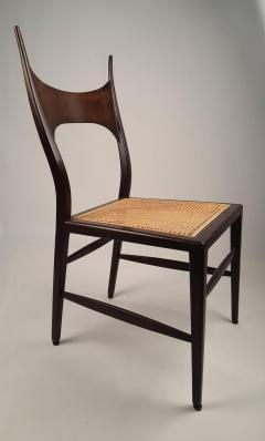 Edward Wormley Set of Eight Edward Wormley 5580 Dining Chairs for Dunbar 1950s - 902746