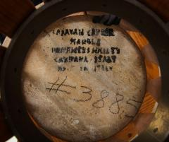 Edward Wormley Shead of wheat table by Edward Wormley Dunbar - 1669113