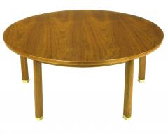 Edward Wormley Uncommon Edward Wormley Five Leg Walnut Coffee Table for Dunbar - 665650