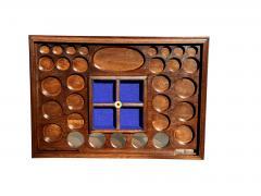 Edwardian Mahogany Bar Table By Asprey - 1736303