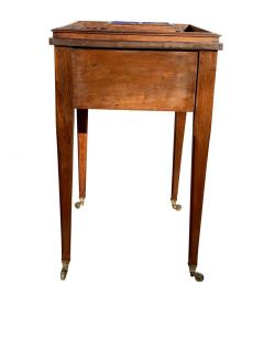 Edwardian Mahogany Bar Table By Asprey - 1736304