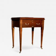Edwardian Mahogany Bar Table By Asprey - 1736583