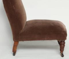 Edwardian Slipper Chair - 655949