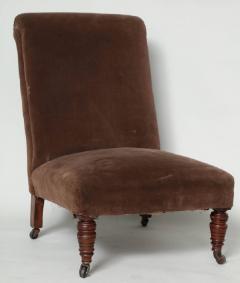 Edwardian Slipper Chair - 655951