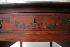 Edwards Roberts 19th Century Mahogany with Inlay Pembroke Table - 736704