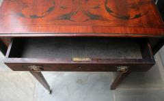 Edwards Roberts 19th Century Mahogany with Inlay Pembroke Table - 736709
