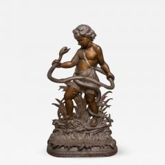 Edwin Theophilus Smith Neoclassical Revival Umbrella Stand - 976760