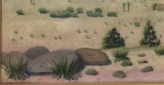 Edwin Willard Deming Arizona Desert - 1591401
