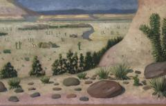 Edwin Willard Deming Arizona Desert - 1591402