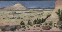 Edwin Willard Deming Arizona Desert - 1591403