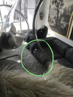 Eero Aarnio Pair Of Authentic Eero Aarnio Bubble Chairs - 933578