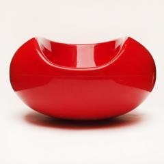 Eero Aarnio Red Pastil Chair 1967 - 597206