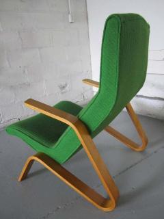 Eero Saarinen 1960s Grasshopper Chair by Eero Saarinen for Knoll Mid Century Modern - 1808243
